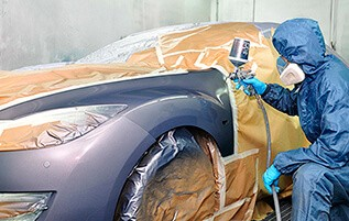 Кузовной ремонт субару Купчино